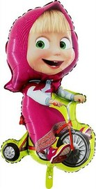 Г ФИГУРА Маша на велосипеде