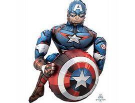 А ХОД/P93 Мстители Капитан Америка