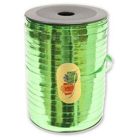 Лента металлизир 5ммХ250м зеленая/ Ит