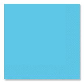 Салфетка Caribbean Blue 33см 16шт/А