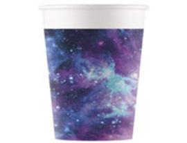 Стакан бум Галактика 200мл 8шт/P