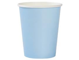 Стакан Пастель голубой 250мл 6шт/G