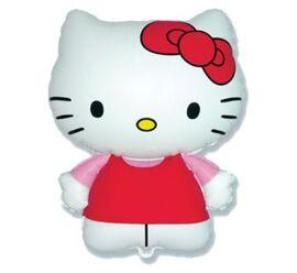 Ф М/ФИГУРА/3 Hello Kitty/FM
