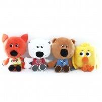 Мягкая игрушка М/Ф МИ-МИ Мишки, 26 см