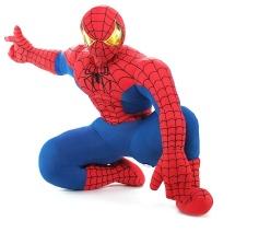 Мягкая игрушка Человек паук сидячий, 40 см