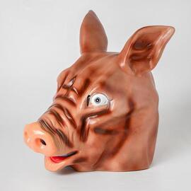 """Карнавальная маска """"Свинья""""   5017216"""